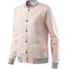 Houdini W's Baseball Jacket Smoofy Pink/Haze Grey